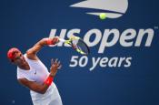 Rafael Nadal practices in New York City 2018 US Open photo (1)