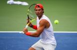 Rafael Nadal practices in New York City 2018 US Open photo (11)