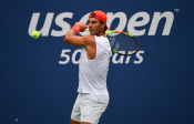 Rafael Nadal practices in New York City 2018 US Open photo (13)