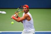Rafael Nadal practices in New York City 2018 US Open photo (15)