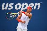 Rafael Nadal practices in New York City 2018 US Open photo (16)