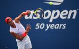 Rafael Nadal practices in New York City 2018 US Open photo (17)