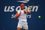 Rafael Nadal practices in New York City 2018 US Open photo (8)