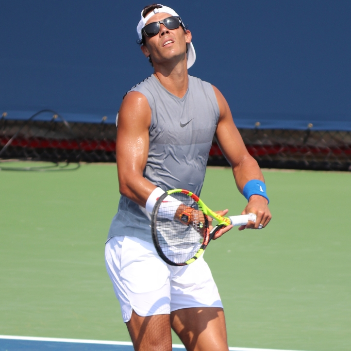 Rogers Cup R2  What time does Rafael Nadal play against Benoit Paire ... e2278085778