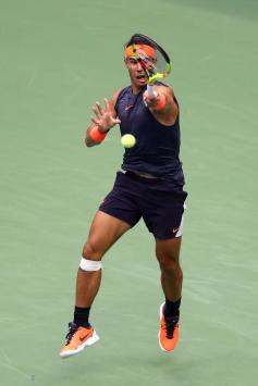 Nadal vs Del Potro 2018 US Open photo (2)