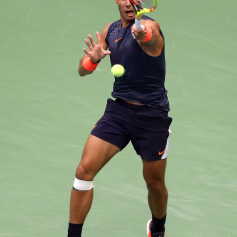 Nadal vs Del Potro 2018 US Open photo (2)