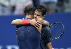 Rafa Nadal beats Dominic Thiem in five sets 2018 US Open QF (4)