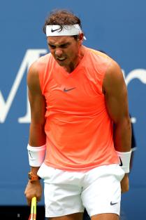 Rafael Nadal defeats Nikoloz Basilashvili to reach US Open quarterfinals 2018 (1)