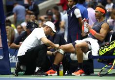 Rafael Nadal retires hurt against Juan Martin del Potro at US Open 2018 (14)