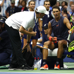 Rafael Nadal retires hurt against Juan Martin del Potro at US Open 2018 (15)