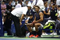 Rafael Nadal retires hurt against Juan Martin del Potro at US Open 2018 (8)