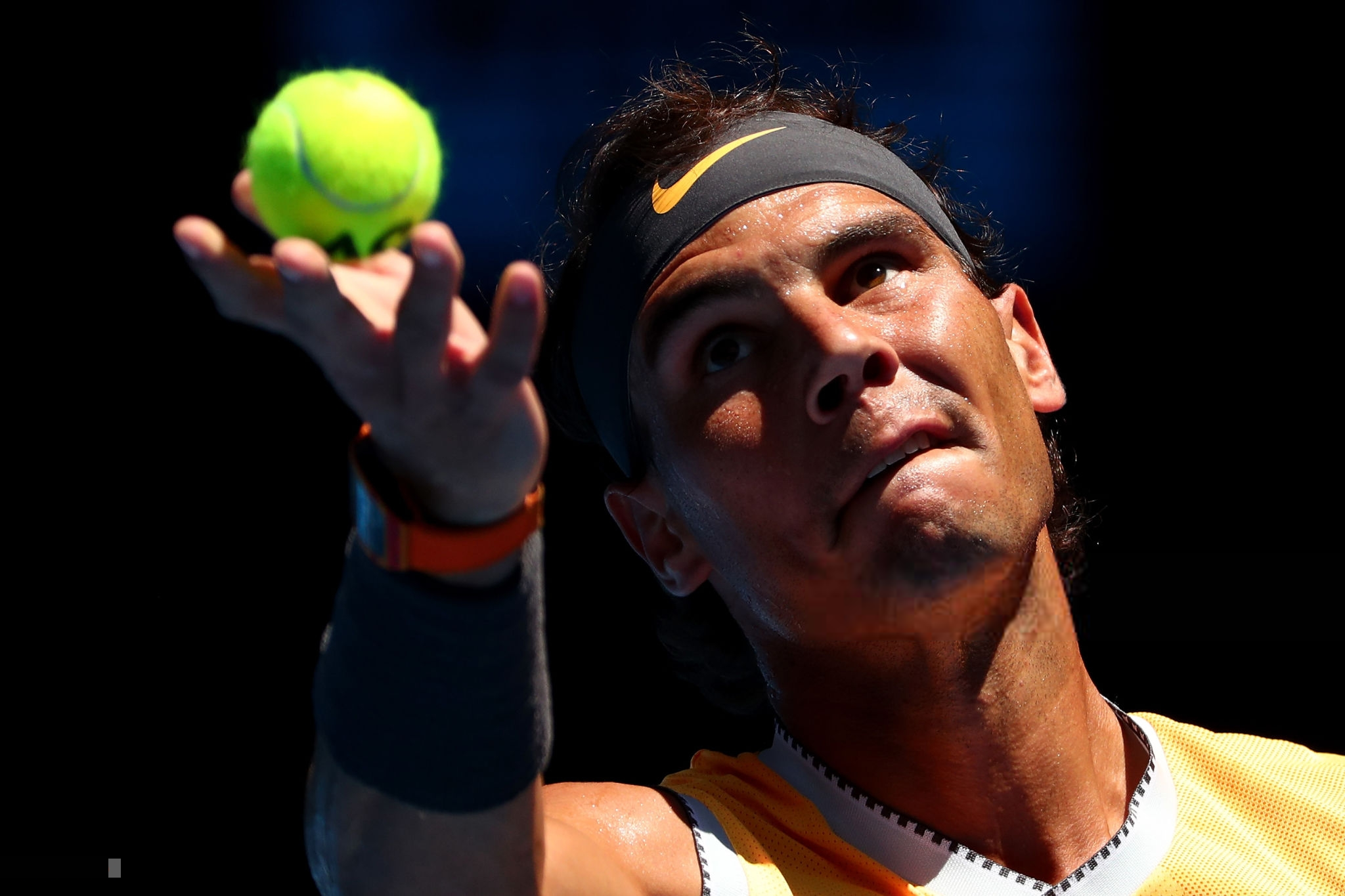 rafael nadal first round match at australian open 2019 photo (4 ... 9bf9ab2babfeb