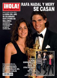 rafael nadal is engaged and getting married this year 2019 maria francisca perello xisca