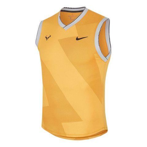 rafael nadal nike sleeveless shirt for australian open 2019