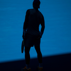 rafael nadal practicing in melbourne photo 2019 australian open (24)