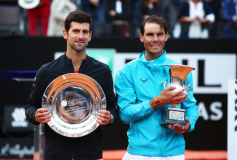Rafael Nadal Beats Novak Djokovic To Win Ninth Rome Title 2019 (10)