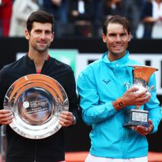 Rafael Nadal Beats Novak Djokovic To Win Ninth Rome Title 2019 (10)