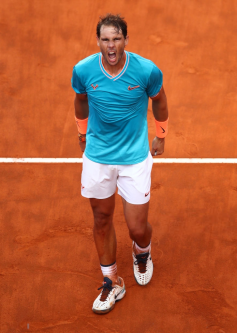 Rafael Nadal Beats Novak Djokovic To Win Ninth Rome Title 2019 (2)
