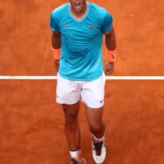 Rafael Nadal Beats Novak Djokovic To Win Ninth Rome Title 2019 (2)