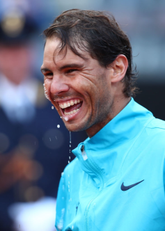 Rafael Nadal Beats Novak Djokovic To Win Ninth Rome Title 2019 (9)