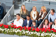 Raul during the Mutua Madrid Open 2019 (ATP Masters 1000 and WTA Premier) tenis tournament at Caja Magica in Madrid, Spain, on May 11, 2019 (Photo by Oscar Gonzalez/NurPhoto via Getty Images)