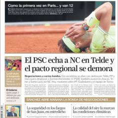Rafael Nadal's Roland Garros Victory On Newspaper Front Pages (21)