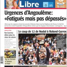 Rafael Nadal's Roland Garros Victory On Newspaper Front Pages (4)