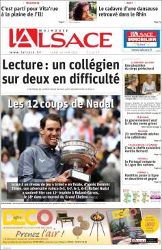Rafael Nadal's Roland Garros Victory On Newspaper Front Pages (5)