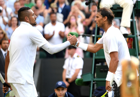 Rafael Nadal beats Nick Kyrgios to reach third round of Wimbledon 2019 photo (1)