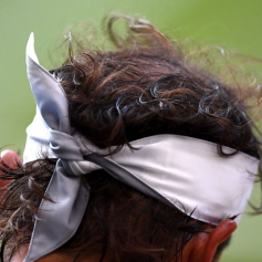 Rafael Nadal vs Roger Federer 2019 Wimbledon semifinal photo (2)