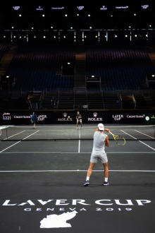 Robert Hradil/Getty Images for Laver Cup