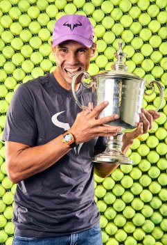 Photo via US Open