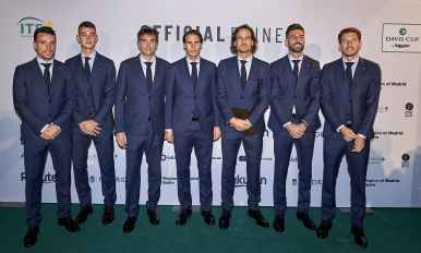 Photo: Davis Cup Finals